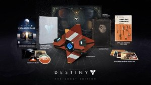 『Destiny(デスティニー)』_Ghost_Edition_Collectors_Edition