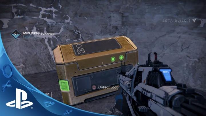 Destiny:全ての「ゴールデンチェスト」と全19体の「ゴースト」の隠れ場所