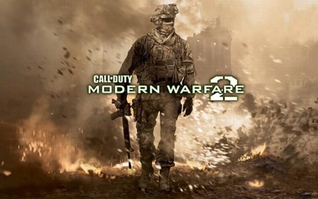 Co-MW2『Call of Duty2 Modern Warfare 2(コールオブデューティー モダンウォーフェア 2)』