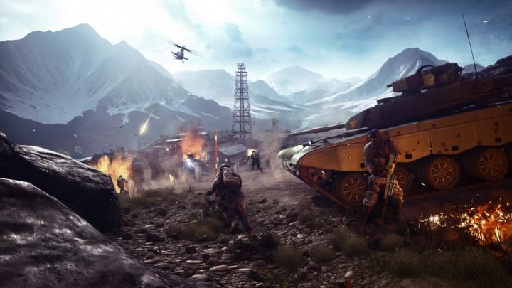 """Battlefied 4 : 戦車でビークルを200万台破壊せよ。""""Battlefest"""" 2週目のコミュニティーミッション開始"""