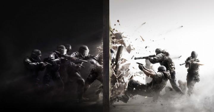 "Rainbow Six Siege:E3での成功を記念した新""突入""トレイラー"