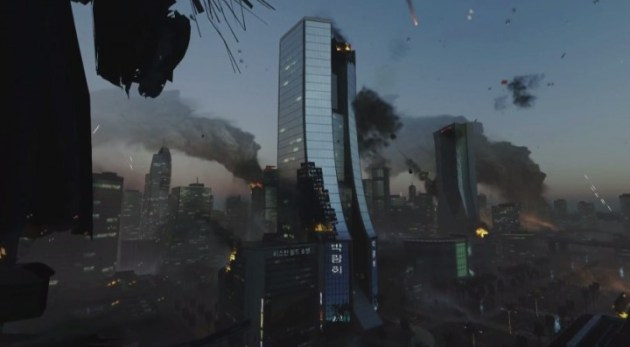 CoD Advanced Warfare(コール オブ デューティ アドバンスド・ウォーフェア)キャンペーン006