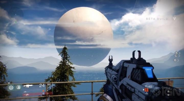 Destiny:地球のマルチマップ「Twilight Gap」、プレイ&ウォークスルー動画