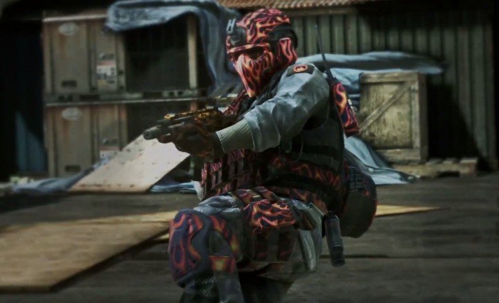 CoD: ゴースト:武器の配信を含む、パーソナライゼーションパック第4弾トレイラー公開
