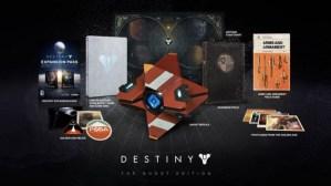 Destiny:3種の豪華な「コレクターズ・エディション」の内容公開、最上位版は1万5千円