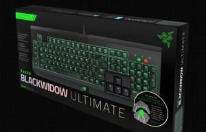 RAZER製ゲーミングキーボード「BLACKWIDOW」シリーズが10%OFF、817まで