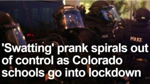 生放送:ゲーム内で爆弾を仕掛けていたプレイヤー、SWATに乗り込まれ拘束される