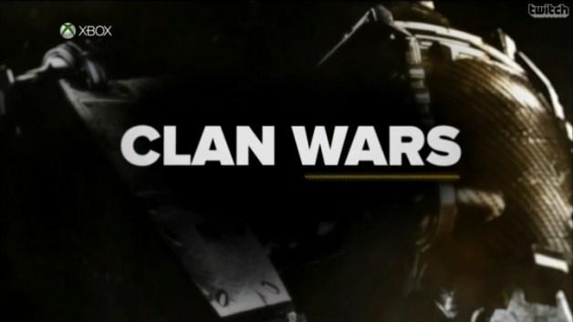 『Call of Duty Advanced Warfare(コール オブ デューティ アドバンスド・ウォーフェア)』クランウォー
