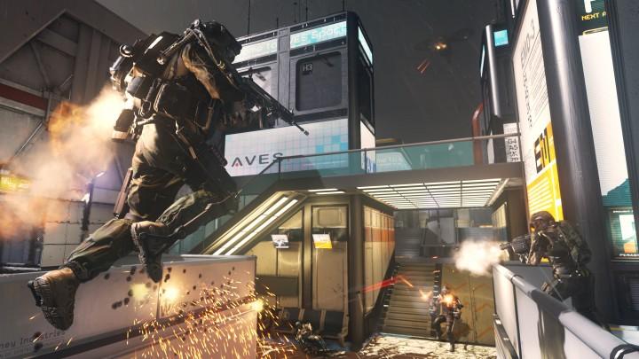 CoD:AW:4本の公式マルチプレイヤートレイラーが公開、「外骨格」「カスタム」「モード」「マップ」