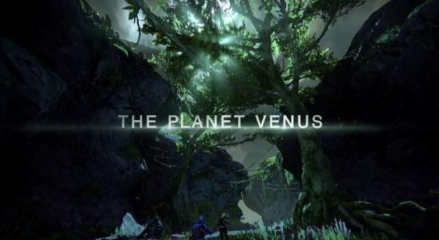 Destiny:公式ゲームプレイトレイラー 「Venus - 金星」