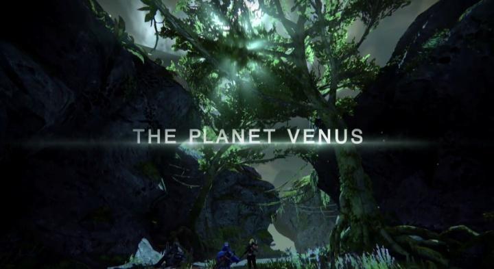 Destiny:公式ゲームプレイトレイラー 「Venus – 金星」