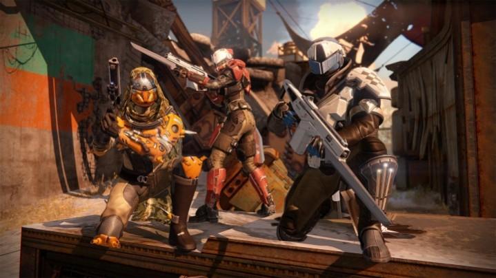 Destiny:キャラクターは『Destiny 2』へ100%引き継がれる