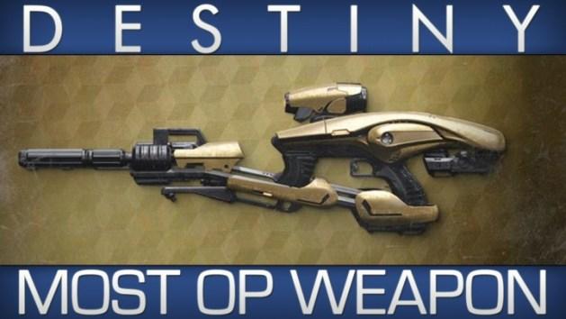 "『Destiny(デスティニー)』Destiny:「最強」とされる超レアなエキゾチック武器""Vex Mythoclast""でのプレイ動画(3本)"
