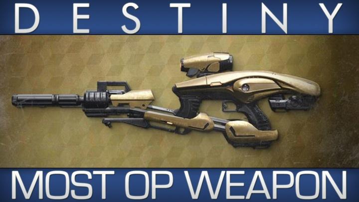 """Destiny:「最強」とされる超レアなエキゾチック武器""""ベックス・ミソクラスト""""でのプレイ動画(3本)"""