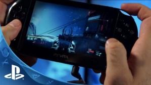 Destiny:PS4版をPS Vitaでリモートプレイ!