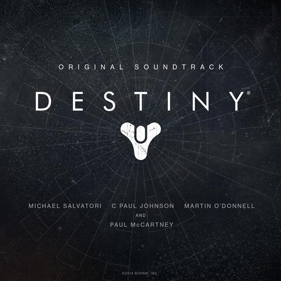 Destiny:公式サウンドトラック44曲、iTunesやAmazonで配信開始