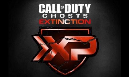 CoD: ゴースト:エクスティンクションのダブルXP、9月6日から9月9日まで開催