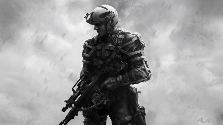CoD:AW:グラウンドウォーが次世代機へ登場?PS3最大12人、PS4は18人に対応か
