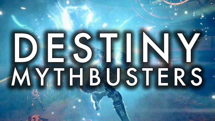 Destiny:怪しい噂を検証するミスバスターズ第2弾公開。ファランクスを利用してぶっ飛ぶ事が…