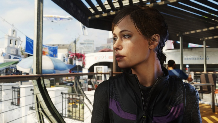 CoD:AW:重要女性キャラクター「イロナ」の情報公開、元スペツナズのスナイパー