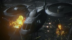 """Restricted Airspace \\ """"Bio Lab.""""でホバータンクに乗った状態で10体以上の飛行機をEMPを使って撃墜する"""