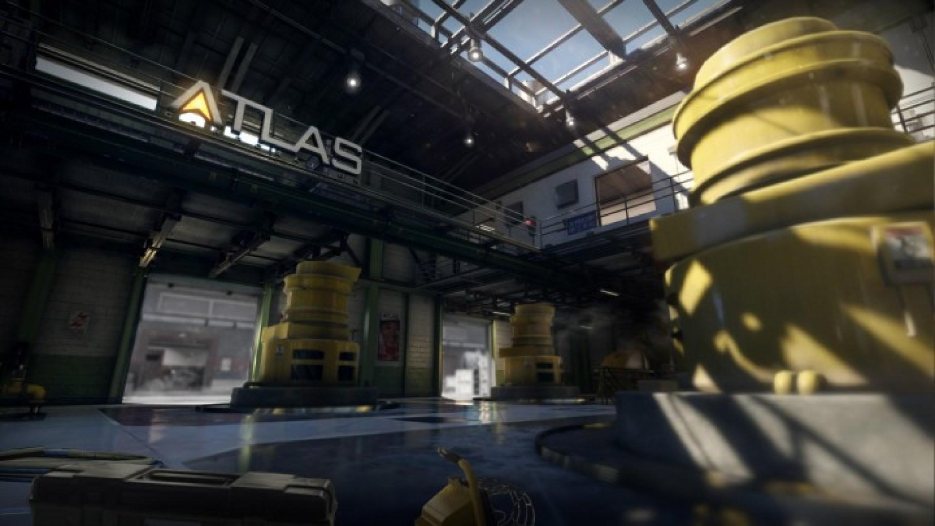 『Call of Duty: Advanced Warfare(コール オブ デューティ アドバンスド・ウォーフェア)』Atlas Gorge