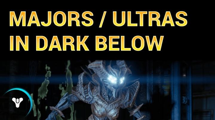 Destiny:拡張コンテンツ「地下の暗黒」のボス名などが自社リーク