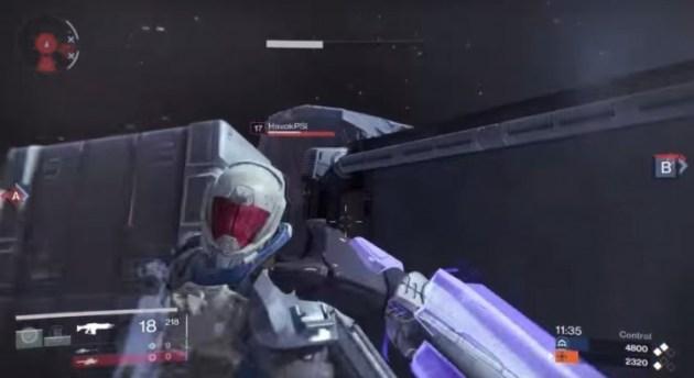 Destiny:殴っても殴ってもキルできないPVP