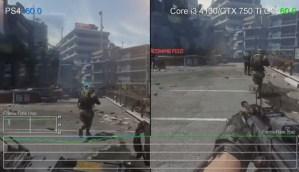 CoD:AW:PC版の比較動画が公開。「称賛に値する」