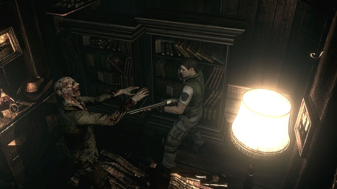 PS4/X1版『バイオハザード HDリマスター』、発売日が2015年1月20日に決定