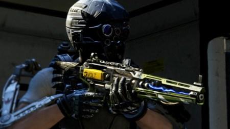 """CoDAW:第一弾DLC""""Havoc""""の新武器「AE4」と「AE4 Widowmaker」の公式トレイラー"""