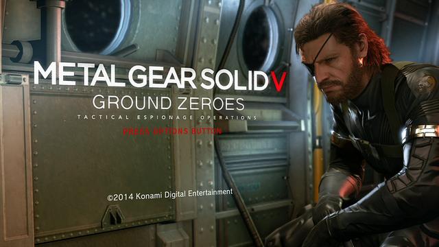 MGSV:GZ:『メタルギアソリッドV グラウンド・ゼロズ』、Steamで本日配信