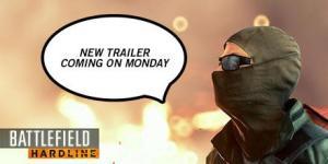 『Battlefield Hardline (バトルフィールド ハードライン』ダイナミックエントリーなティザー動画公開。新トレイラーは明日にも公開