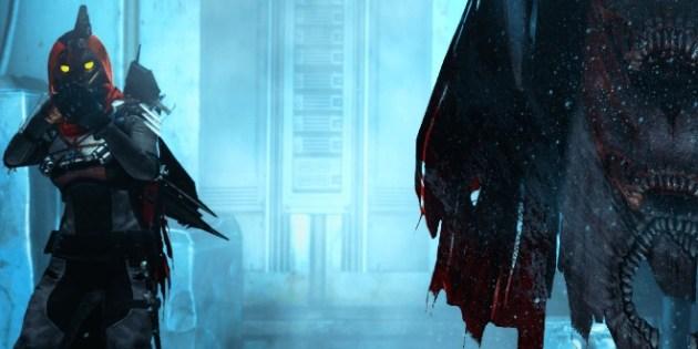 Destiny:パッチの配信は明日。「地下の暗黒」の追加情報も
