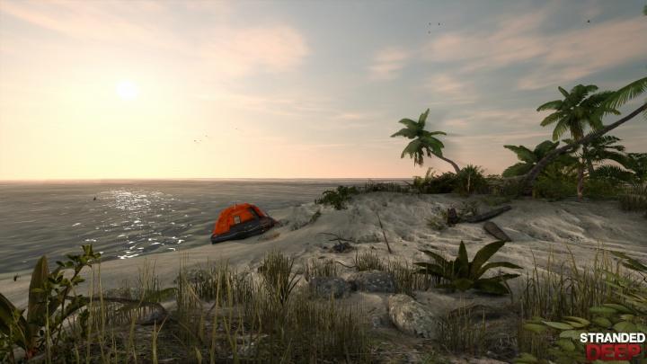 怪物も銃もなし、のんびりリアル無人島サバイバル「Stranded Deep」