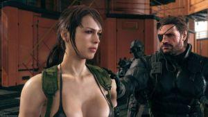 mgsvtpp『Metal Gear Solid V The Phantom Pain(メタルギア ソリッド V ザ・ファントム・ペイン)』