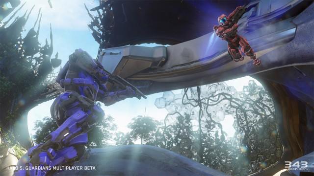 Halo 5: Guardians:マルチプレイβに新たなマップ、武器、ゲームモードが追加