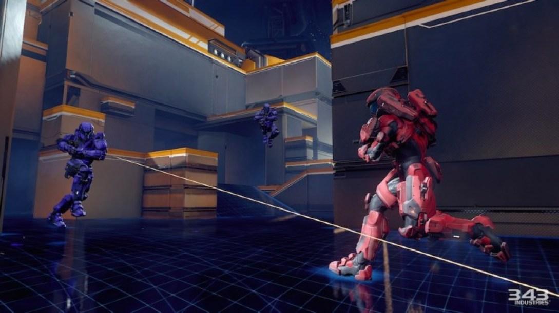 Halo5:マルチプレイβに新たなマップ、武器、ゲームモードが追加 (2)