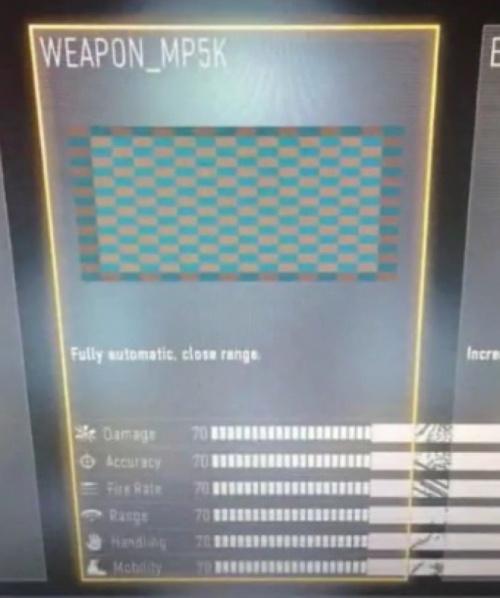 MP5K - Sub Machine Gun