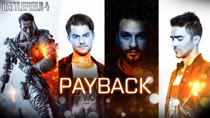 "BF4:やられたらやり返せ!公式""仕返し""動画「Payback」"