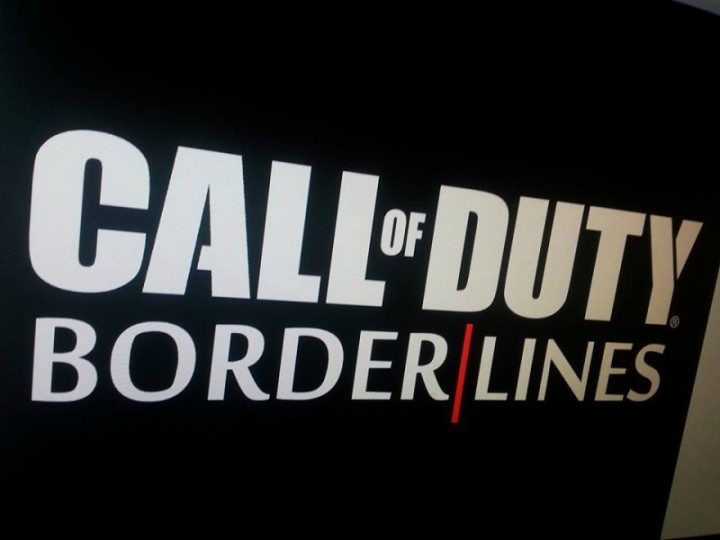 CoD:BL:最新CoDは『Call of Duty: BorderLines』?動画がリーク