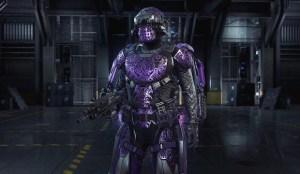 『Call of Duty: Advanced Warfare(コール オブ デューティ アドバンスド・ウォーフェア)』紫バージョンのグランドマスター装備公開、ランクドの新シーズンは近日開始か?