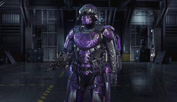 CoD:AW:紫バージョンのグランドマスター装備公開、ランクドの新シーズン近日開始?
