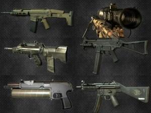 CoD:AW:過去作の武器復活が確定!投票へ(ACR, インタベ, FAMAS, MP5, PP90, UMP45)