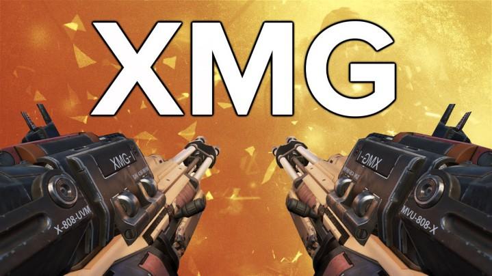 "CoD:AW:まるで「人間セントリー」、""XMG""を使いこなしまくるXMGマン登場"
