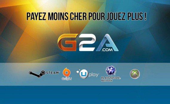 "SteamやOriginよりも安く買える謎のゲームサイト""G2A COM""とは"