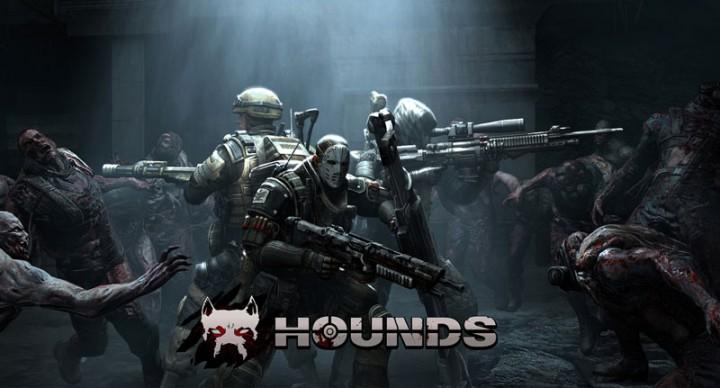 HOUNDS:「COOP専用防具」と新ボスミッション「地下坑道」実装