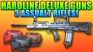 『Battlefield Hardline(バトルフィールド ハードライン)』限定武器「CAR-556」「ACWR」「L85A2」の実力はいかに!?