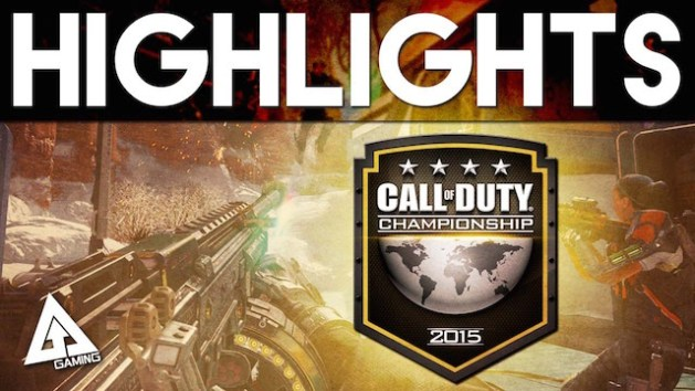 『Call of Duty: Advanced Warfare(コール オブ デューティ アドバンスド・ウォーフェア)』CoD:AW:「Call of Duty Championship」1日目のベストプレイハイライト