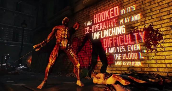 血飛沫!グロFPS『Killing Floor 2』の先行アクセス解禁、記念トレイラー公開